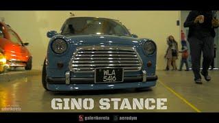 Kelisa Gino Clean Stance - Art of Speed 2017