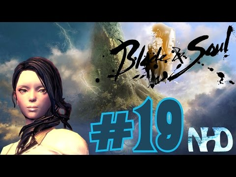 Let's Play Blade and Soul (pt19) Working in the woods (Tanjay Kilns)