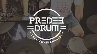 บอกรัก  - Bedroom Audio (Electric Drum Cover) | PredeeDrum