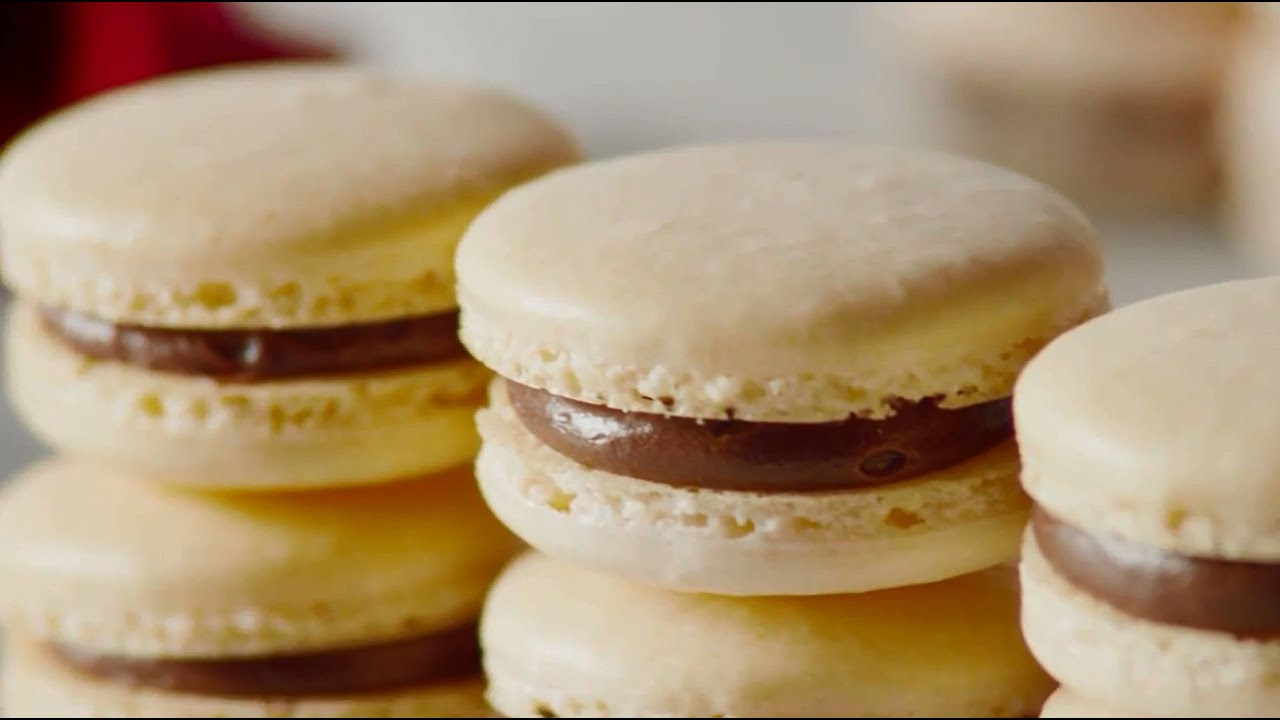 How To Make French Macarons Cookie Recipes Allrecipes