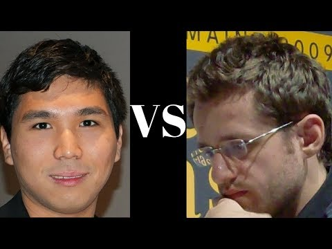 Levon Aronian Mega-Exciting Game! Black vs Wesley So : Sinquefield Cup (2015) :  Rd 4