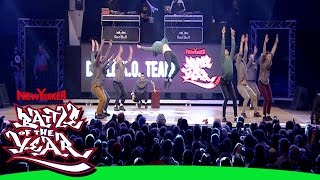 INTERNATIONAL BOTY 2015 - DOBLE K.O. TEAM (SPAIN)  WINNER BEST SHOW  [BOTY TV]