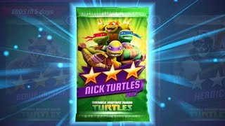 Teenage Mutant Ninja Turtles: Legends - Nick Turtles Pack
