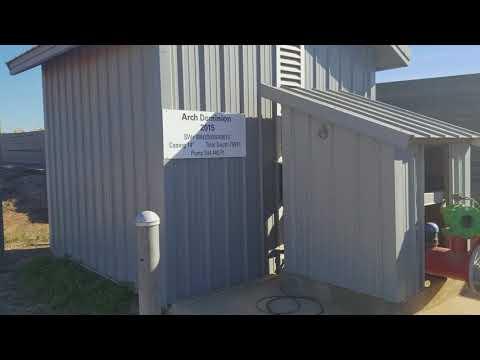 California 11.1 Liter Natural Gas Water Pump Engine