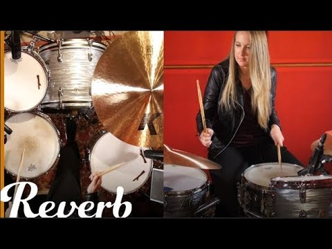 Stanton Moore New Orleans-Style Beat Lesson by Jordan West   Reverb Learn To Play