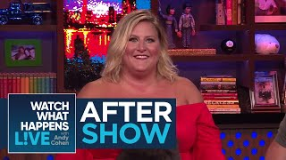 After Show: Bridget Everett Says Which #RHONY Wife She Thinks Hit Rock Bottom | RHONY | WWHL