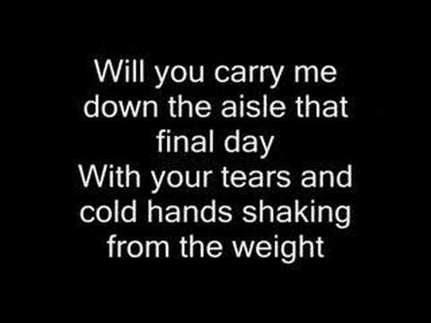 "Demon Hunter ""Carry Me Down"" with lyrics"
