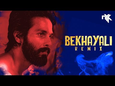 bekhayali-remix-(kabir-singh)-|-dj-nyk-|-shahid-kapoor-|-kiara-advani-|-arijit-singh-|-sachet-param