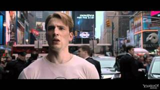 Captain America Ending After credits and Avengers Teaser Trailer