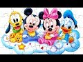 Mickey Mouse and other - Puzzle game for kids