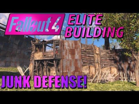 Fallout 4 - Build a Simple Auto Lockdown Security System - No-Nonsense Defense