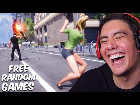 A SUPER HERO GAME SO FUN I CAN'T BELIEVE IT'S FREE | Free Random Games