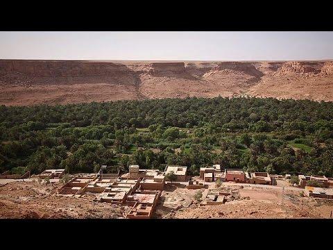Marokko: Die Erhaltung der Oasen