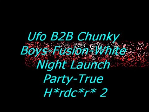 Fusion Dj-Ufo B2B Chunky Boys White Night Launch Party