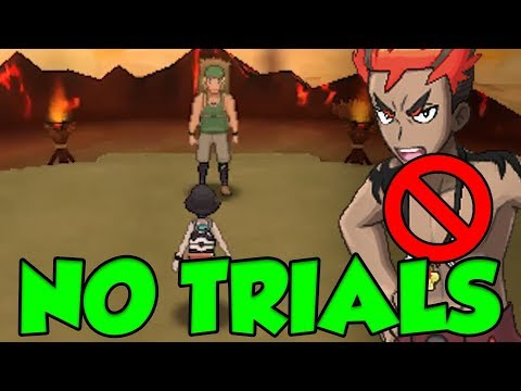NEW POKEMON TRAILER! Island Trials REMOVED?