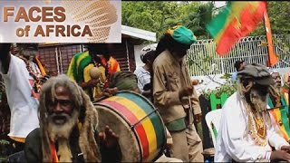Faces of Africa Rastafarians coming home to Africa 07102016