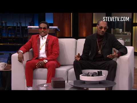 Charlie Wilson And Snoop Dogg Talk About Charlie's Struggle To Get Clean