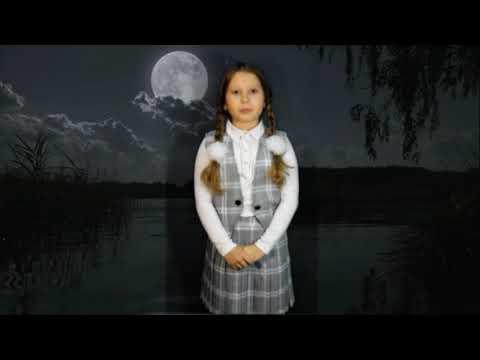 Изображение предпросмотра прочтения – МаргаритаТерещенко читает произведение «Ночь» С.А.Есенина