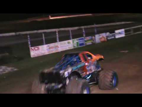 All American Monster Truck Tour - Iron Warrior (Freestyle Winner *Tie*)
