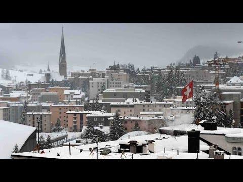 Davos 2017: Annual World Economic Forum to open in Switzerland