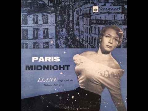 Liane & The Boheme Bar Trio - Paris Midnight (Full Album)