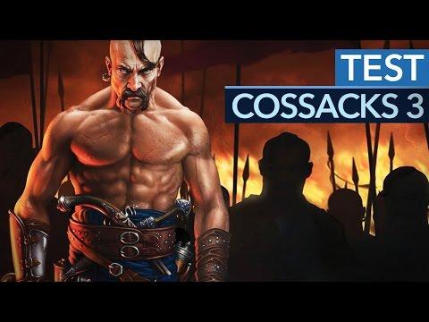 Cossacks 3 - Test-Video zum Nostalgie-Strategiespiel