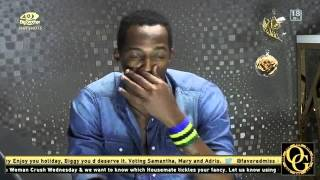 Big Brother Hotshots - A different diary room
