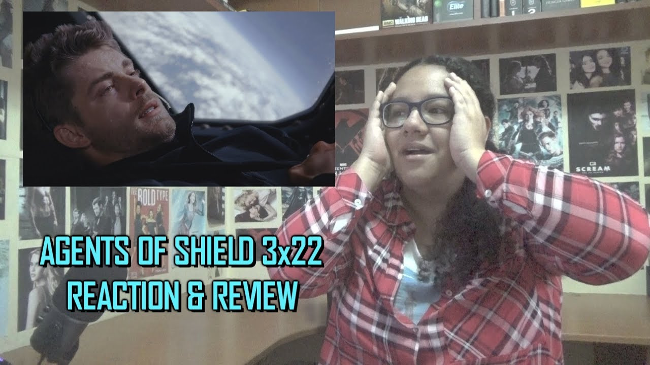 """Download Marvel's Agents of SHIELD 3x22 REACTION & REVIEW """"Ascension"""" S03E22   JuliDG"""