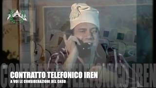 TELEFONATA COMMERCIALE IREN ALLUCINANTE