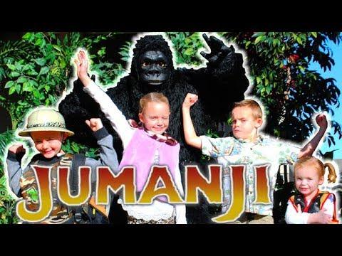 Jumanji Welcome to the Jungle | Movie Parody | Kids Fun TV | Jumanji 2