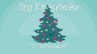 O Tannenbaum   Weihnachtslieder zum Mitsingen | Sing Kinderlieder