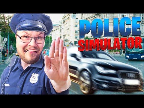 Fortkörningsböter! - Police Simulator |