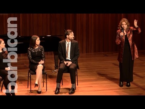 A Masterclass with Renee Fleming