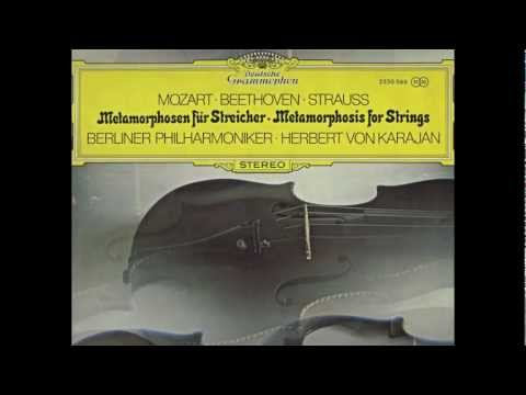 L.V. BEETHOVEN, Grande fugue en Si bémol majeur, opus 133 (pour orchestre).