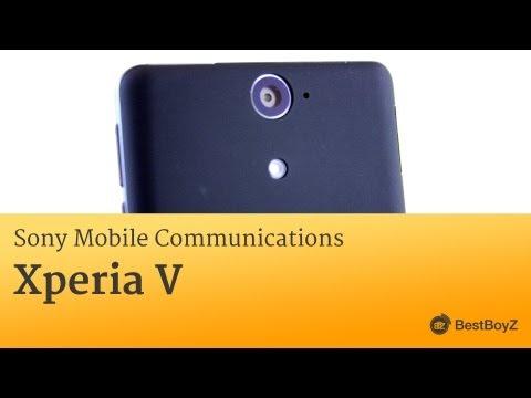 Review: Sony Xperia V | BestBoyZ