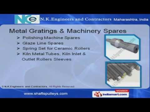 Industrial Machinery And Services By N. K. Engineers And Contractors, Mumbai