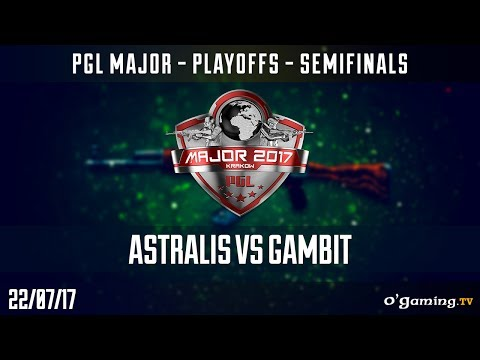 Astralis vs SK Gaming - PGL Minor Krakow 2017 - Playoffs - Q