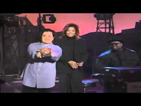Janet Jackson Rosie Part 1 1998