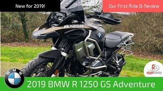 2019 BMW R1250 GSA | Our first look and review