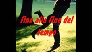 celine dion I love you traduzione in italiano