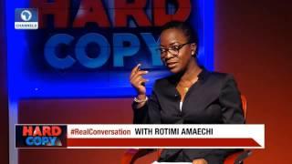 Hard Copy: Rotimi Amaechi Speaks On Allegations Of Corruption
