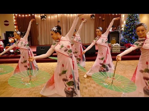 Classical Chinese Dance - Song Of The Beautiful Women 中国古典舞 - 美人吟