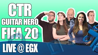 LIVE from EGX - FIFA 20 vs Pro Players, CTR plus loads more!