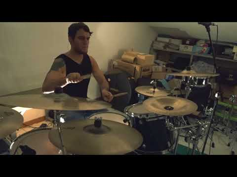 August Burns Red - The Frost - Drum Cover...