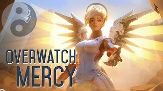 HERÓIS NUNCA MORREM! - Overwatch Mercy Gameplay
