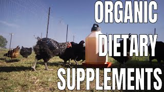 Keeping Chickens Naturally: Homeopathic Supplements