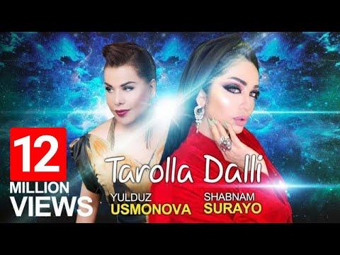 Shabnam Surayo & Yulduz Usmonova  - Tarolla Dalli | آهنگ جدید شبنم ثریا