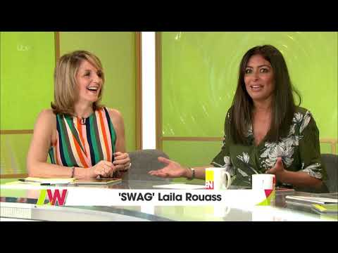 Laila Rouass on How She Met Ronnie O'Sullivan | Loose Women