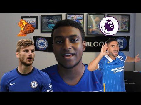 Kai Havertz To Start?!    Brighton V Chelsea Preview ...
