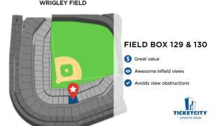 Wrigley Field Seat Recommendations - The TicketCity Update Desk